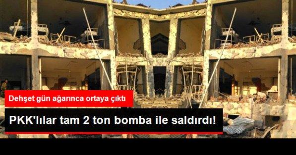 Ağrı#039;da Jandarma Karakoluna İntihar Saldırısı: 2 Şehit, 31 Yaralı