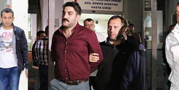 Ahmet Hakan'a saldıran 4 kişi adliyede