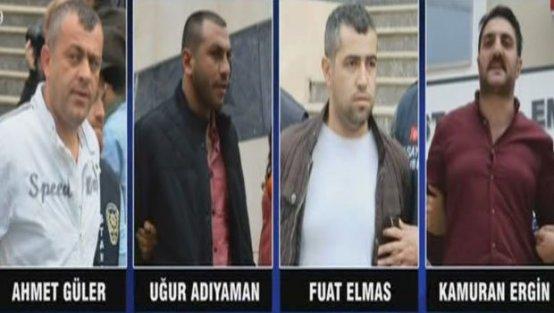 Ahmet Hakan'a saldıranlardan 2'si AK Parti'nin üyesi iddiası