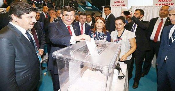 AK Parti MKYK'da kim ne oy aldı?
