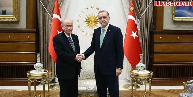 AK Parti ve MHP'nin 2019 pusulası belli oldu