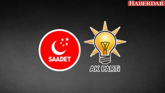AK Parti ve Saadet Partisi'nin ittifak arayışları!