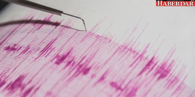 Akdeniz'de iki deprem!