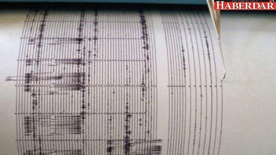 Akdeniz'de peş peşe 5 deprem