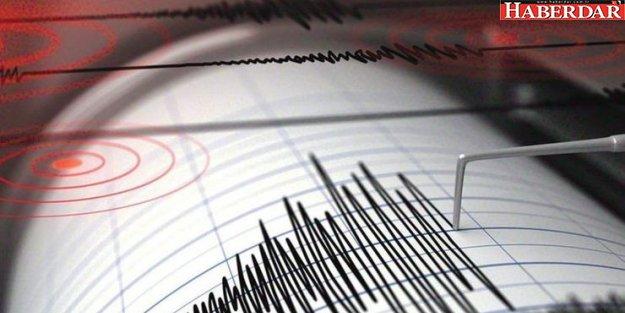 Akdeniz'de üst üstte korkutan depremler