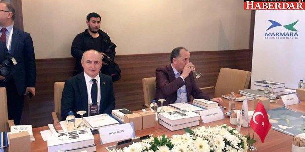 Akgün, bir kez daha MBB Encümen üyesi seçildi