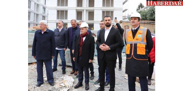 """Akgün: 'Büyükçekmece depreme hazır darısı İstanbul'un başına"""""""