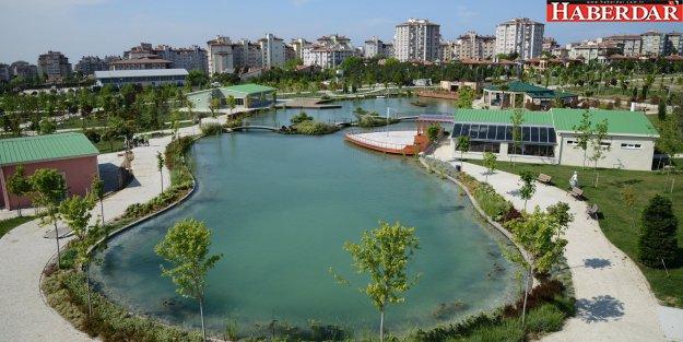Akgün: Büyükçekmece'ye Türkiye'nin en özel parkını kazandırdık