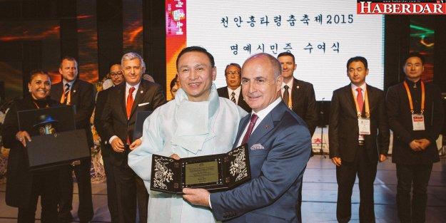 Akgün, Güney Kore'de Türkiye'yi temsil edecek