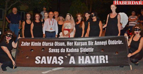 Akgün: 'kadına şiddete hayır!'