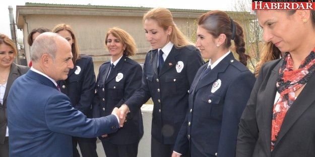 Akgün: Türk polisi, gururumuz ve güvencemizdir…