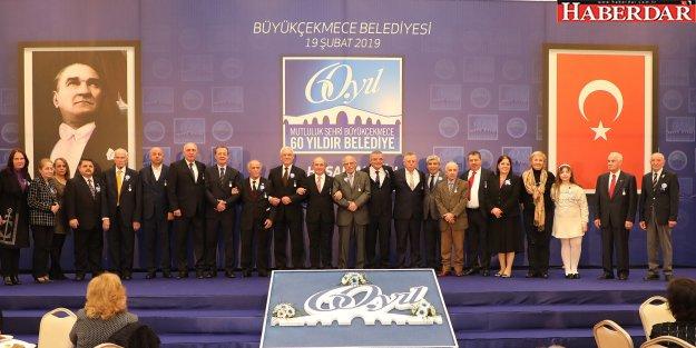 """Akgün'den 60 yıllık vefa:  'Bu mutluluk şehrini hep birlikte yaptık!"""""""