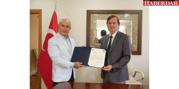 Akgün'den Kaymakam Arat'a festival teşekkürü