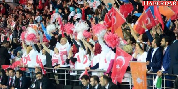 AKP'de büyükşehir ilçe kongreleri ertelendi!