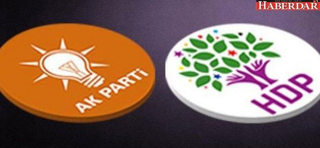AKP ve HDP için kritik hafta