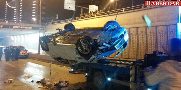 Akyurt'ta Feci Kaza: 5 Ölü 1 Yaralı