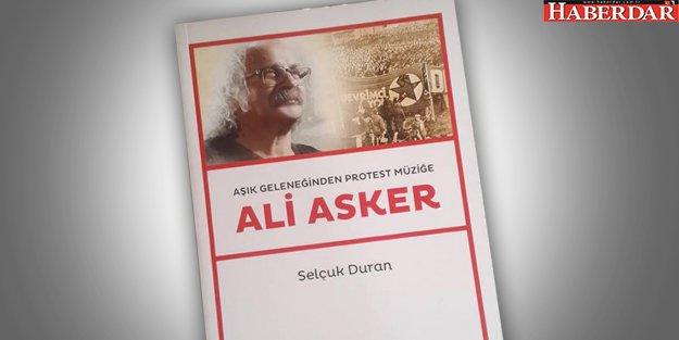 Ali Asker 'tez konusu' oldu