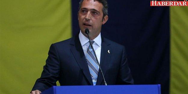 Ali Koç, 1907 Fenerbahçe Derneği başkanlığını bıraktı!
