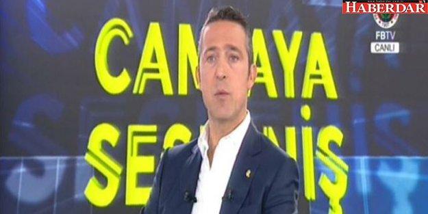 Ali Koç Fenerbahçe'nin borcunu açıkladı