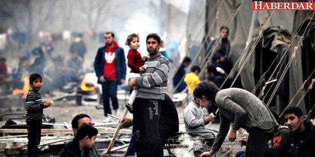 Almanya'daki Suriyeli Mülteciler Türkiye'ye Geri Dönüyor