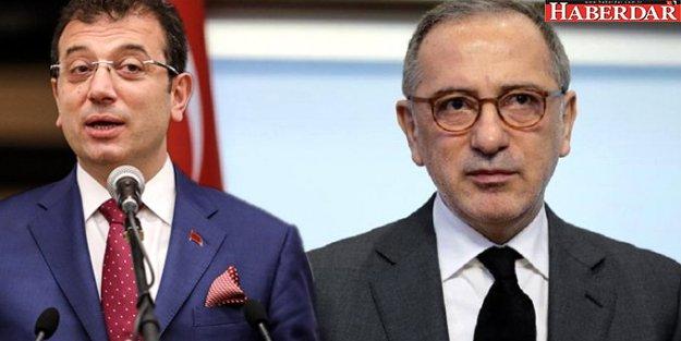 Altaylı'dan Medyayı Eleştiren İmamoğlu'na Destek: Haksızsınız Diyemem