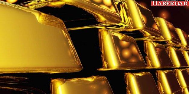 Altın sert fren yaptı