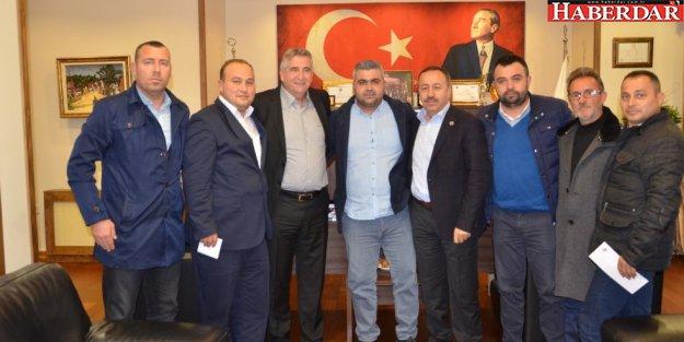 Amatör Spor Kulüplerine 10'ar bin lira verildi