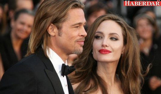 Angelina Jolie - Brad Pitt çifti boşanıyor