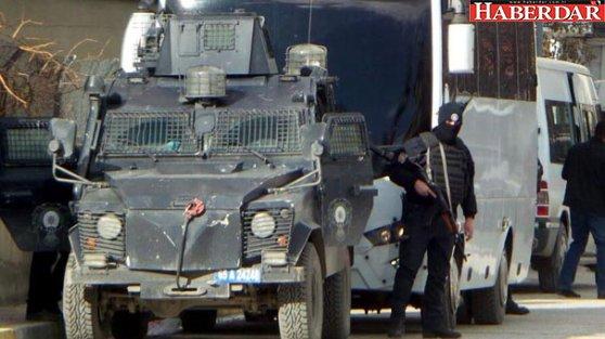 Ankara'da güvenlik alarmı