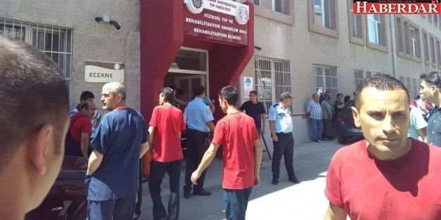 Ankara Üniversitesi Tıp Fakültesi'nde silahlı saldırı