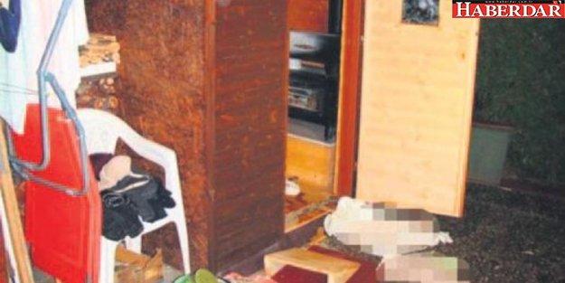 Anne ve kız sauna kurbanı