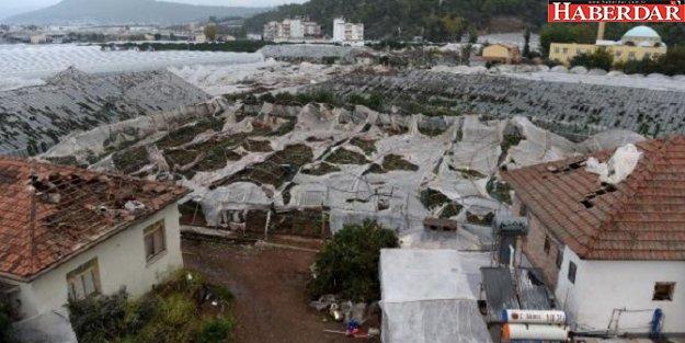 Antalya'da felaketin bilançosu gündüz ortaya çıktı: 38 yaralı