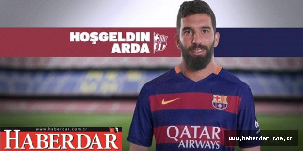 Arda sezon başına net 7 milyon euro kazanacak...