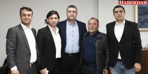 ARDAFED'den Bozkurt'a destek
