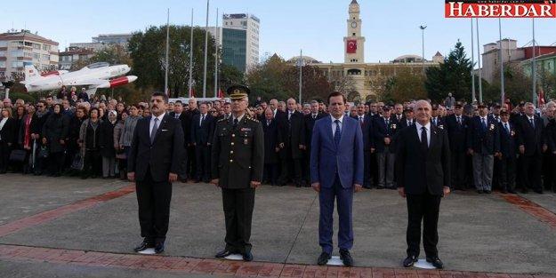 Atatürk, Büyükçekmece'de Anıldı