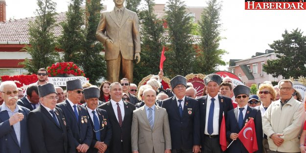 Atatürk şehri Büyükçekmece!
