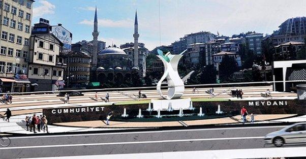 Atatürk yerine çay bardağı