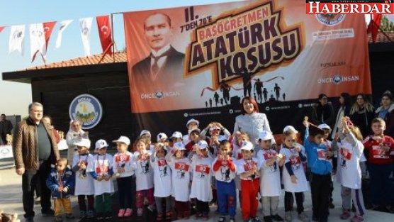 Avcılar, Atatürk için koştu