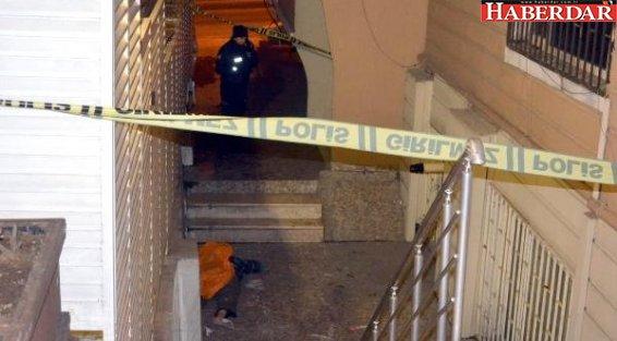 Avcılar'da Evinde Tamirat Yaparken Düşüp Öldü