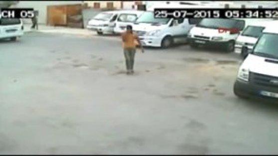 Avcılar'da Oto Hırsızlığı