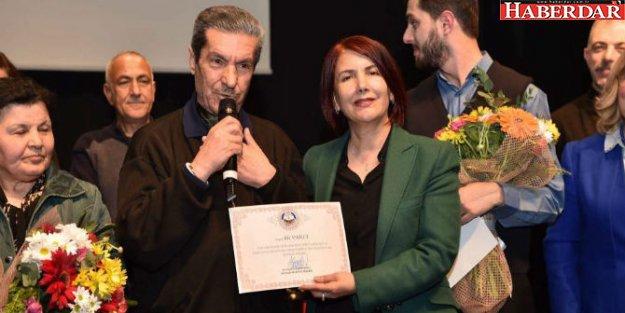 Avcılar THM Yaşam Boyu Onur Ödülü verildi