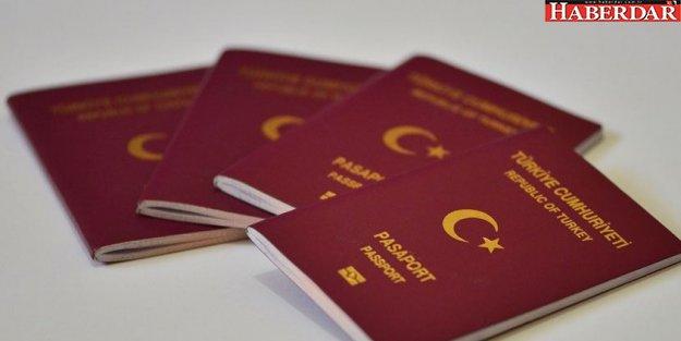 Avrupa Birliği için 3. kuşak pasaport için düğmeye basıldı