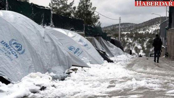 Avrupa dondu: En az 20 ölü