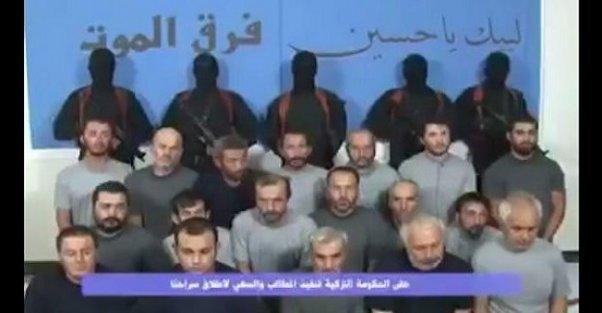 Bağdat'ta kaçırılan 18 Türk işçiden 2'si serbest bırakıldı