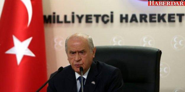 Bahçeli: Amerikan Büyükelçisi Haddini Aşıyor, Türkiye ABD'nin 53. Eyaleti değil