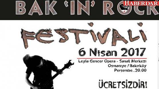 Bak'ın Rock Festivali 6 Nisan'da