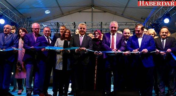 Bakan Arslan Kars Ardahan Iğdır Tanıtım Günlerine katıldı