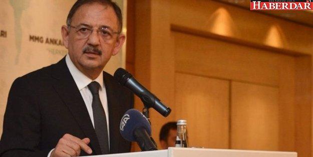 Bakan Mehmet Özhaseki'den deprem açıklaması: Tedirginim
