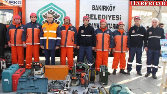Bakırköy Belediyesi'nden İBB'ye çağrı
