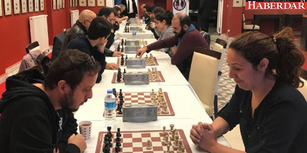 Bakırköy'de  '2017 Öğretmenler Satranç Turnuvası' düzenlendi